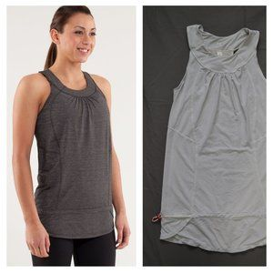 LULULEMON | Run: Race Tech Singlet Tank Top | Sz.4